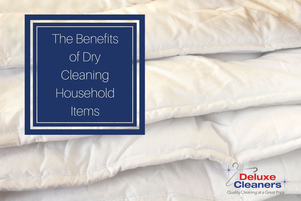 The Benefits of Dry Cleaning Household Items